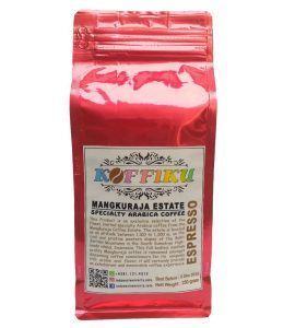 MangkurajaEspressoFront, Specialty Arabica, Mangkuraja coffee, indonesia best specialty coffee
